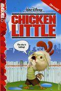 Chicken Little GN (2005 Tokyopop) Cine-Manga 1-1ST