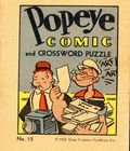 Popeye Comics and Puzzle (1932 King Feature Syndicates) 15