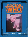 Files Magazine Spotlight on Doctor Who: Season 01 SC (1986 Psi Fi Press) 2-1ST