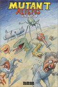 Mutant Aliens GN (2003 NBM) 1-1ST