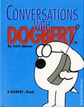 Conversations with Dogbert HC (1996 Andrews McMeel) A Dilbert Book 1-1ST