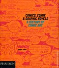 Comics, Comix and Graphic Novels A History of Comic Art HC (1996 Phaidon Press) 1-1ST