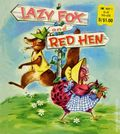 Lazy Fox and Red Hen SC (1957 Whitman) 1-1ST