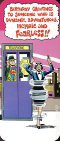 DC Comics Greeting Card (1978 DC Comics) 10