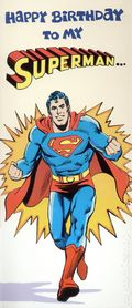 DC Comics Greeting Card (1978 DC Comics) 8