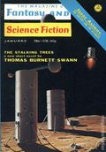 Magazine of Fantasy and Science Fiction (1949-Present Mercury Publications) Vol. 44 #1