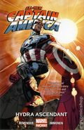 All New Captain America Hydra Ascendant TPB (2016 Marvel NOW) 1-1ST