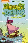 Harvey Beaks HC (2016 Papercutz) Nicklelodeon 1-1ST