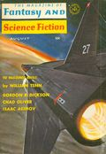 Fantasy and Science Fiction (1949-Present Mercury Publications) Pulp Vol. 29 #2