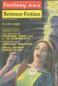 Magazine of Fantasy and Science Fiction (1949-Present Mercury Publications) Pulp Vol. 43 #5