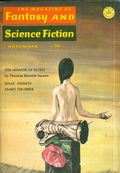Fantasy and Science Fiction (1949-Present Mercury Publications) Pulp Vol. 31 #5