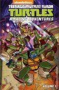 Teenage Mutant Ninja Turtles Amazing Adventures TPB (2016 IDW) 1-1ST
