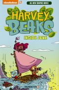 Harvey Beaks GN (2016 Papercutz) Nicklelodeon 1-1ST