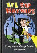 Li'l Rip Haywire Adventures HC (2016 Amp Comics) 1-1ST