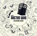 Doctor Who Coloring Book SC (2016 Price/Stern/Sloan) 1-1ST