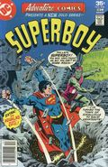 Adventure Comics (1938 1st Series) Mark Jewelers 454MJ