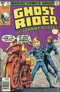 Ghost Rider (1973 1st Series) Mark Jewelers 43MJ