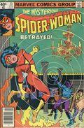 Spider-Woman (1978-1983 1st Series) Mark Jewelers 23MJ