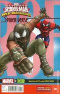 Ultimate Spider-Man Spider-Verse (2015 Marvel Universe) 4
