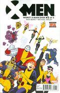 X-Men Worst X-Man Ever (2016 Marvel) 1