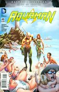 Aquaman (2011 5th Series) 49A