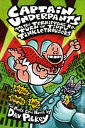 Captain Underpants and the Terrifying Return of Tippy Tinkletrousers HC (2012 Scholastic Press) 1-1ST