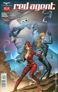 Red Agent (2016 Zenescope) 2A