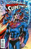 Superman The Coming of the Supermen (2016 DC) 1A