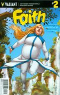 Faith (2016 Valiant 1st Series) 2C