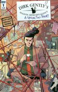 Dirk Gently A Spoon Too Short (2016 IDW) 1