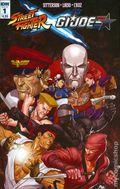 Street Fighter X GI Joe (2016 IDW) 1