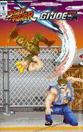 Street Fighter X GI Joe (2016 IDW) 1SUBB