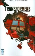 Transformers Robots In Disguise (2012 IDW) 50SUBA