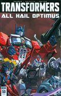 Transformers Robots In Disguise (2012 IDW) 50RI