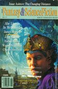 Magazine of Fantasy and Science Fiction (1949-Present Mercury Publications) Vol. 76 #5