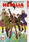 Hetalia Axis Powers GN (2010-2014 Tokyopop Digest) 3-1ST