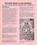 New Issue Club Express (1982 Lone Star Comics) 103
