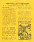 New Issue Club Express (1982 Lone Star Comics) 110