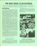 New Issue Club Express (1982 Lone Star Comics) 112