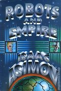 Robots and Empire HC (1985 Doubleday Novel) Book Club Edition 1-1ST