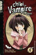Chibi Vampire The Novel GN (2007 Tokyopop Digest) 6-1ST