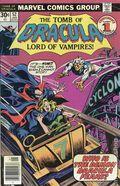 Tomb of Dracula (1972 1st Series) Mark Jewelers 52MJ