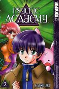 Psychic Academy GN (2004-2006 Tokyopop Digest) 2-1ST