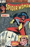 Spider-Woman (1978-1983 1st Series) Mark Jewelers 26MJ