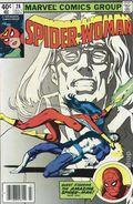 Spider-Woman (1978 Marvel 1st Series) Mark Jewelers 28MJ