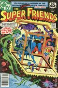 Super Friends (1976 DC 1st Series) Mark Jewelers 16MJ