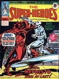 Super-Heroes (1975-76 Marvel UK) 14