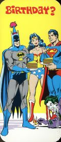 DC Comics Greeting Card (1978 DC Comics) 12