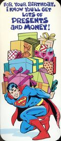 DC Comics Greeting Card (1978 DC Comics) 13