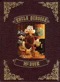 Uncle Scrooge McDuck His Life and Times HC (1981 Celestial Arts) Walt Disney's 1LB-1ST